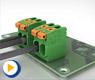 菲尼克斯电气PL系列大电流端子