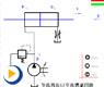 液压动画---回油节流回路