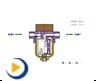 液压动画---滤油器3