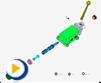 液压动画---手动换向阀拆装