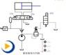 液压动画---蓄能器保压回路