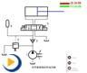 液压动画---蓄能器油缸回路