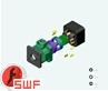 液压动画---叶片泵结构