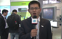欧辰自动化展台展示_gongkong在线工博会