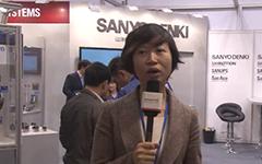 山洋电气专访_gongkong在线工博会