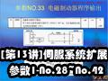 [第13讲]伺服系统扩展参数1-No.28~No.42
