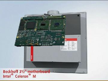 经济型面板PC CP72XX_倍福系列在线教程