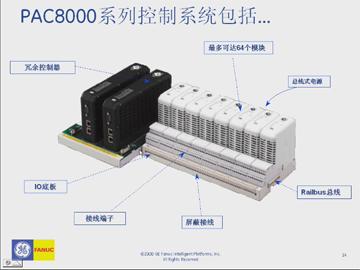 [第1讲]GE PAC8000系列产品、硬件特点与应用范围