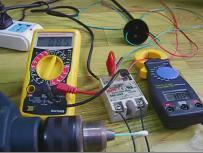 串激电机调速实验