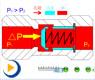 液压动画---单向阀-普通