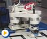 三菱工业机器人---磨毛边作业