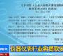 仪器仪表行业将提取安全生产费用_gongkong《行业快讯》2012年第6期(总第24期)