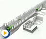 菲尼克斯电气自动化解决方案在成简快速通道上的应用