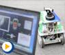 """上海宝钢技师团队""""皮带状态检测无线智能小车""""项目"""