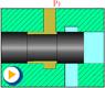 液压动画---换向阀-二位二通